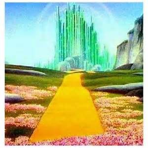 Road to Oz (Clearly CGI)