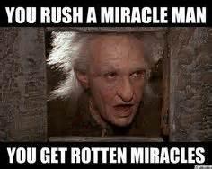 miracle max rush